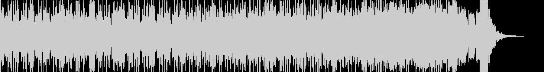 EDM,テンションを上げるオープニング!の未再生の波形