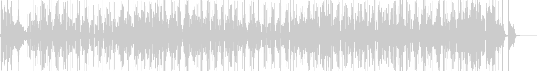 怪盗・探偵のジプシースウィング※伴奏版の未再生の波形