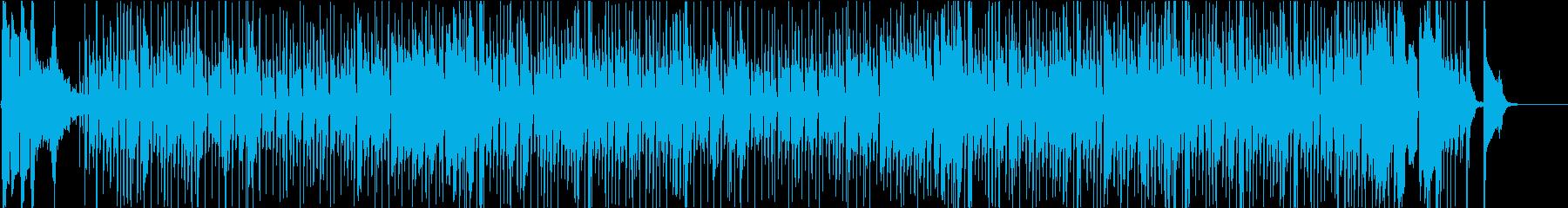 怪盗・探偵のジプシースウィング※伴奏版の再生済みの波形
