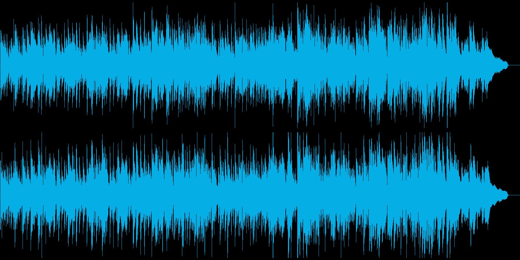 ジャズ、大人、程よいテンポ、渋いサックスの再生済みの波形
