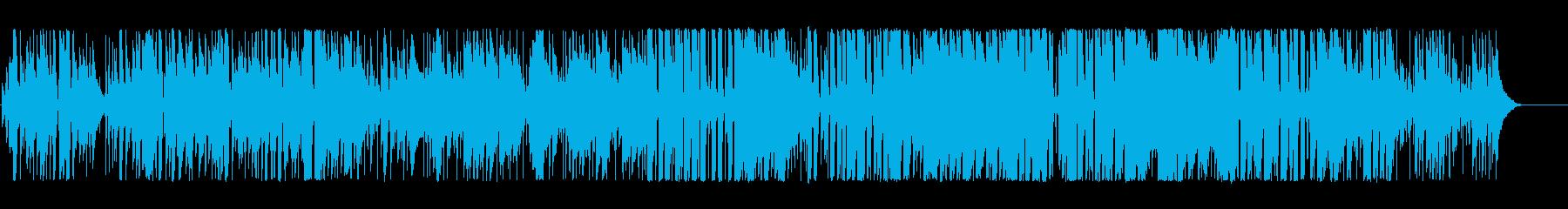 ポップ 静か ファンタジー 気分が...の再生済みの波形
