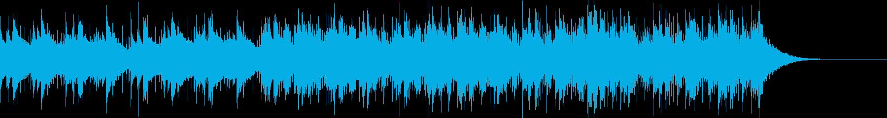 Pf「漣」和風現代ジャズの再生済みの波形