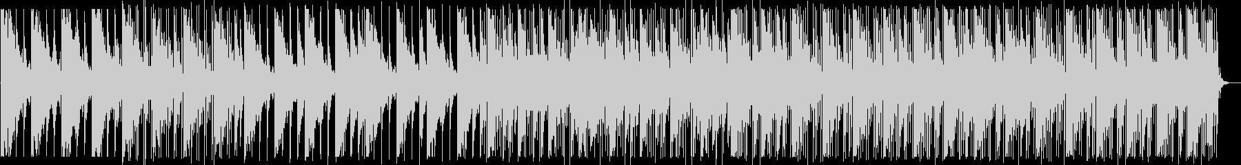 とろけそうなハウス_No641_2の未再生の波形