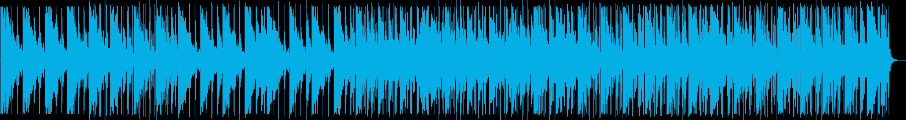 とろけそうなハウス_No641_2の再生済みの波形