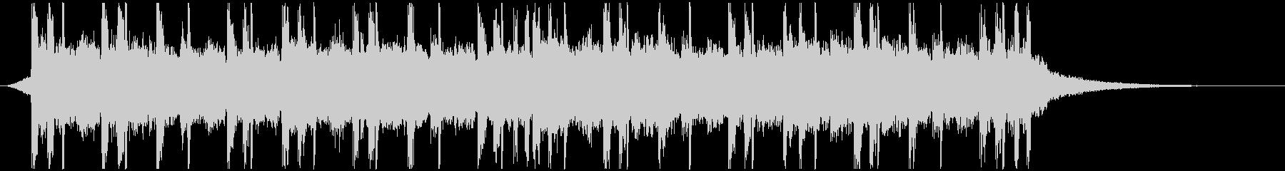 CM30秒/おしゃれ/チル/ヒップホップの未再生の波形