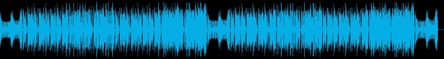 【EDM,ダブステップ】映像、CM制作向の再生済みの波形