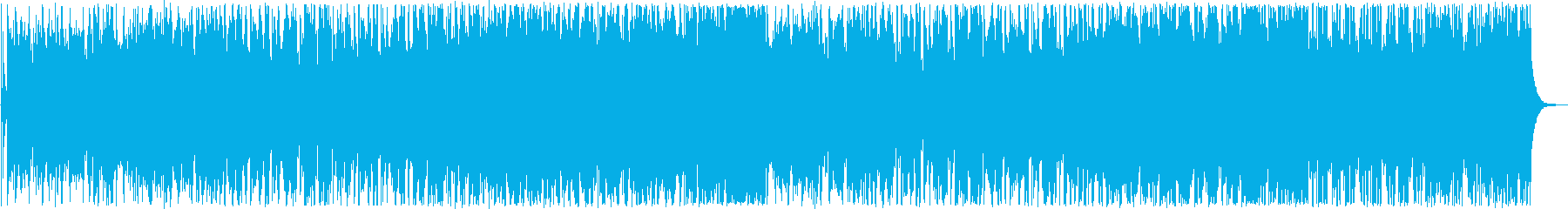 Jazz pops like you are in a bar's reproduced waveform