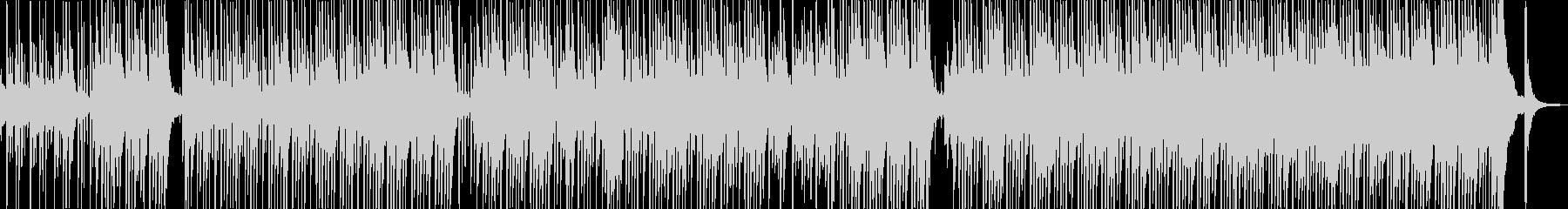 元気づける 滑稽 レトロ  音楽の未再生の波形