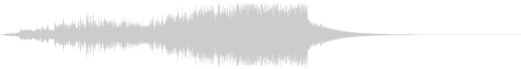 Dark_SweepUp-11_Revの未再生の波形