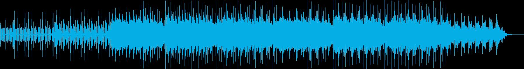 清涼感・チルアウト・トラップソウルの再生済みの波形