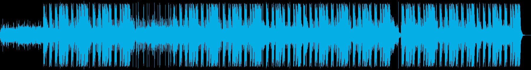 お洒落/アンダーグラウンド/Hiphopの再生済みの波形