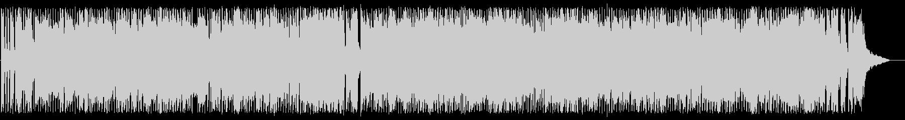 ジングルベル(acoustic)の未再生の波形