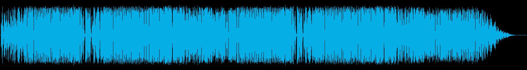 タンゴ センチメンタル 感情的 パ...の再生済みの波形