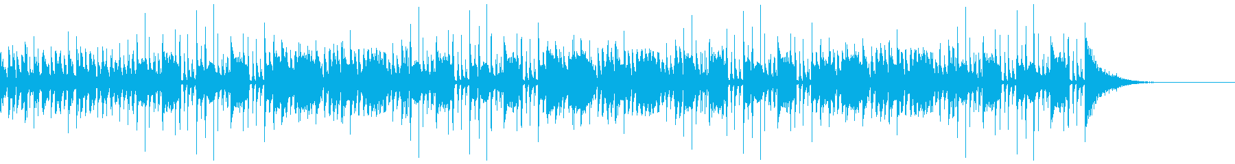 テックグルーブの種類には、SYFY...の再生済みの波形