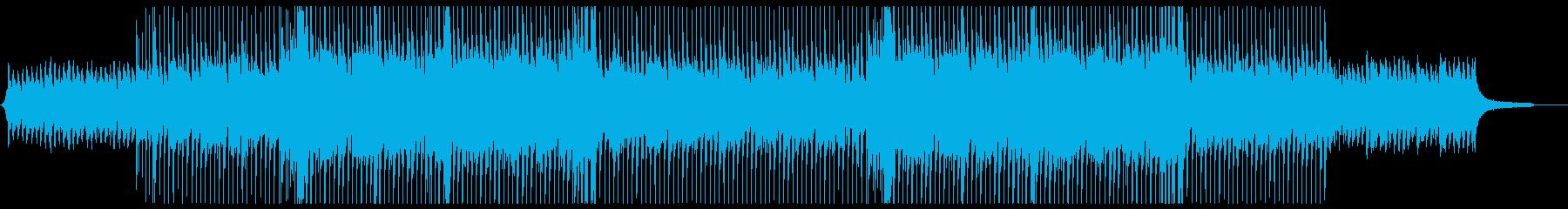 【メロ抜き】前向きで爽やかなコーポレートの再生済みの波形
