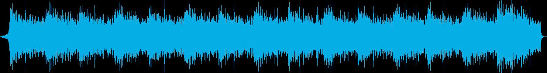幻想的/絶望的/ゲームオーバー【Longの再生済みの波形