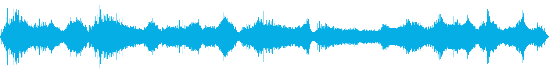 OCEAN:WAVES COMIN...の再生済みの波形