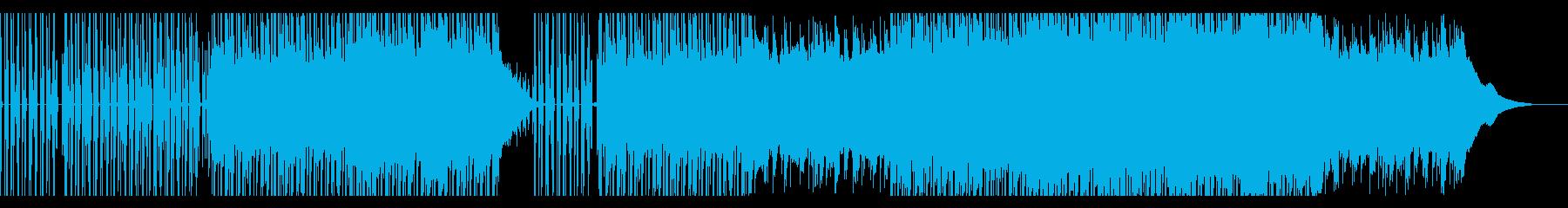 パンク トラップ ヒップホップ ポ...の再生済みの波形