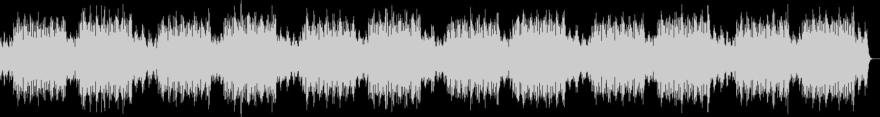 チルアウト、lofiヒップホップの未再生の波形