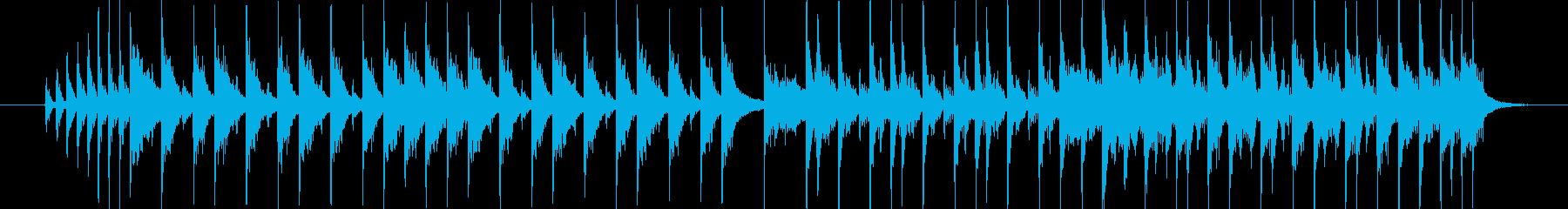 15秒のジングルとして制作した楽曲です。の再生済みの波形