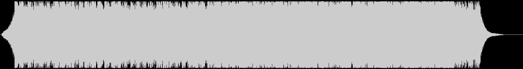 大軍勢VS大軍勢のファンタジーバトルの未再生の波形
