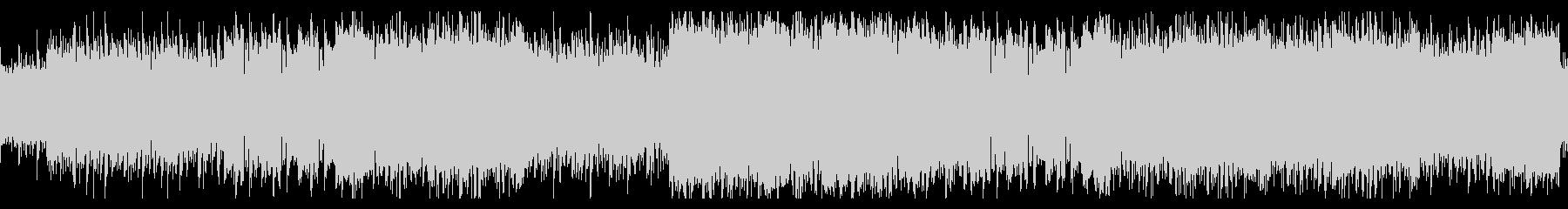 キャロルオブザベルのDnB風アレンジの未再生の波形
