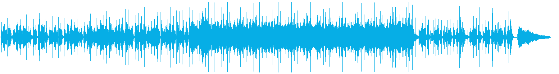 CM用8、楽しい口笛&ウクレレ・ロックBの再生済みの波形