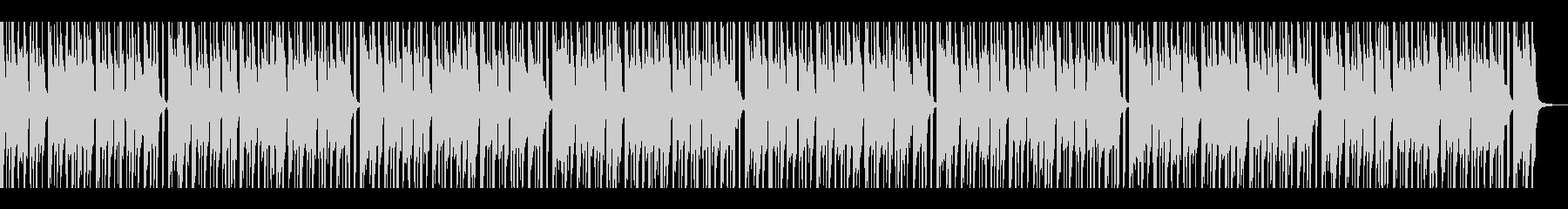 軽快なリズム 踊れる ギター ファンクの未再生の波形