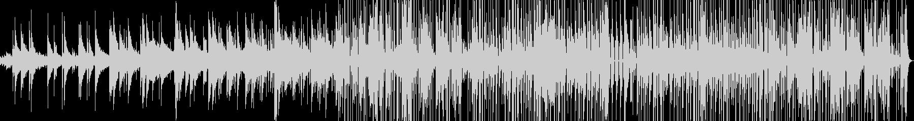 サラサラ ジャズ ポップ ロック ...の未再生の波形