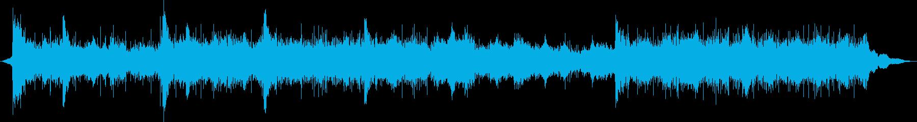 電子音楽と混ざったブラジルのジャン...の再生済みの波形