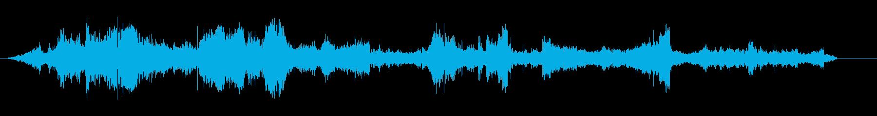 Fia Gt Car;内向きおよび...の再生済みの波形
