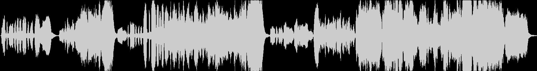 フルートオーケストラ。アドベンチャ...の未再生の波形