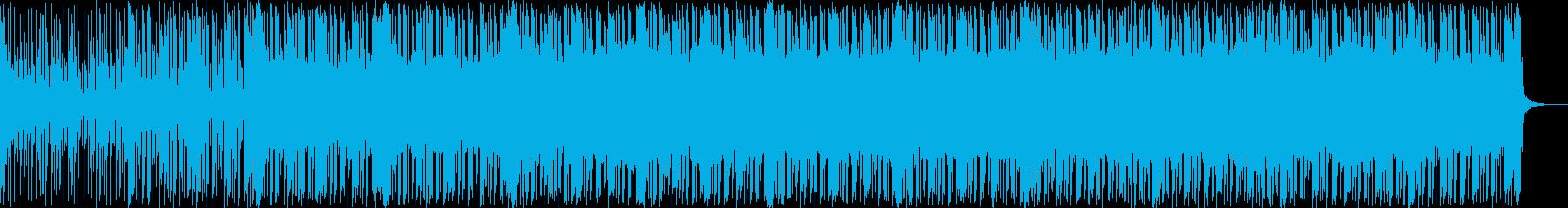 重厚 サスペンス アクション 技術...の再生済みの波形