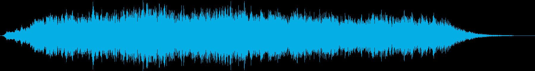 【ダークドローン】暗黒の世界の再生済みの波形