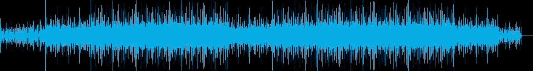 JAZZ風味ボサノバ店内音楽オシャレ系の再生済みの波形