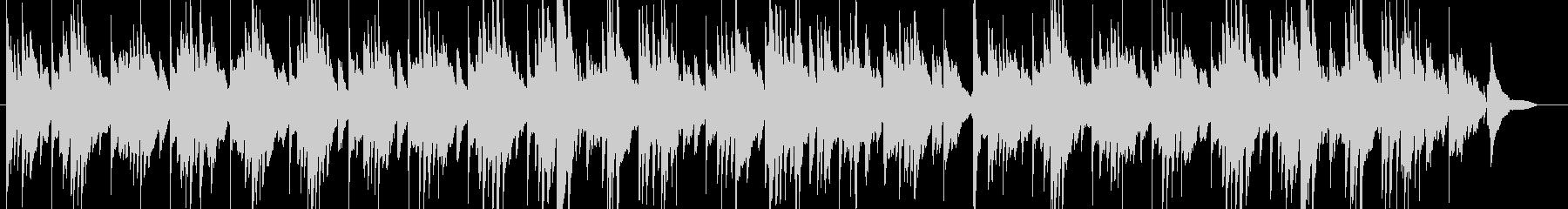 エレガット生録 (BGM)の未再生の波形
