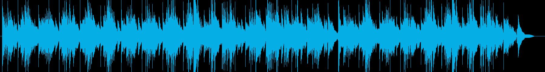 エレガット生録 (BGM)の再生済みの波形