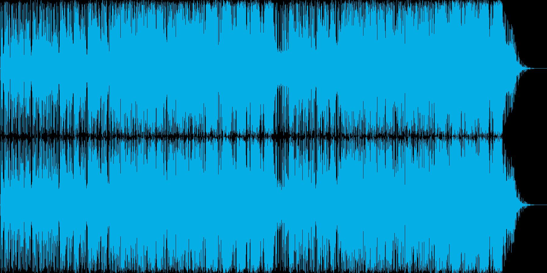 cuticulaの再生済みの波形