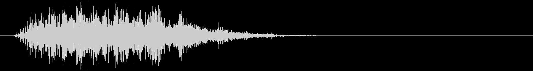 ギュルル…(モンスター、鳴き声)の未再生の波形
