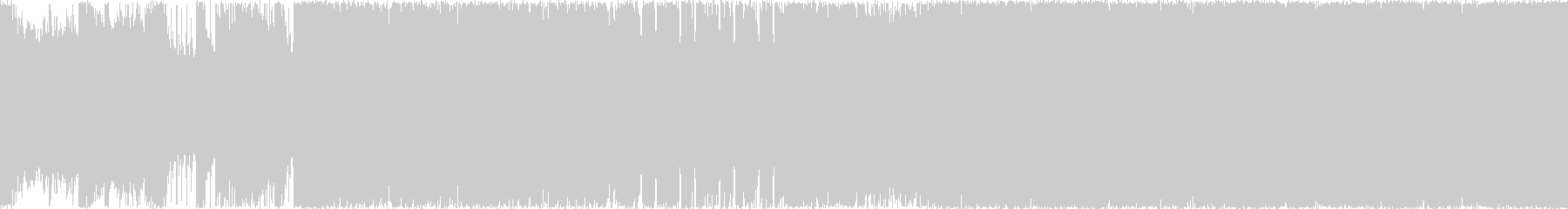 デジタルな熱いメタルロック BGM 戦闘の未再生の波形