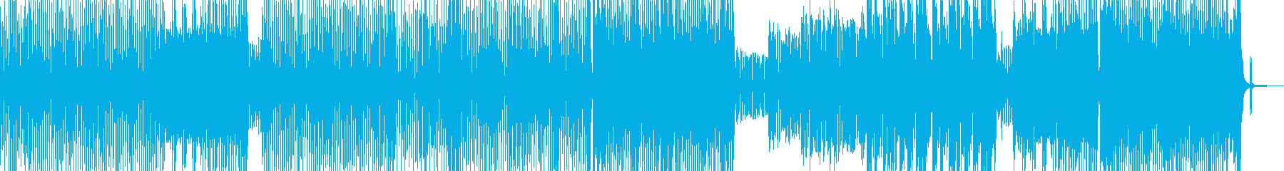 お菓子の国・メルヘンポップ Aの再生済みの波形
