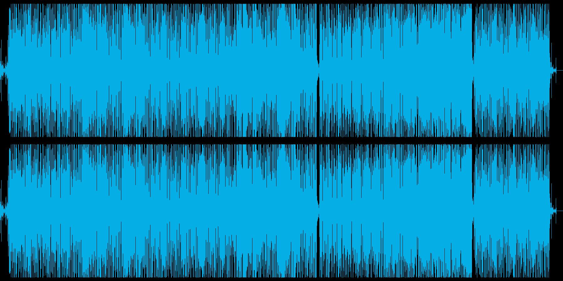 蓄音機で楽しげなジプシージャズ/スイングの再生済みの波形