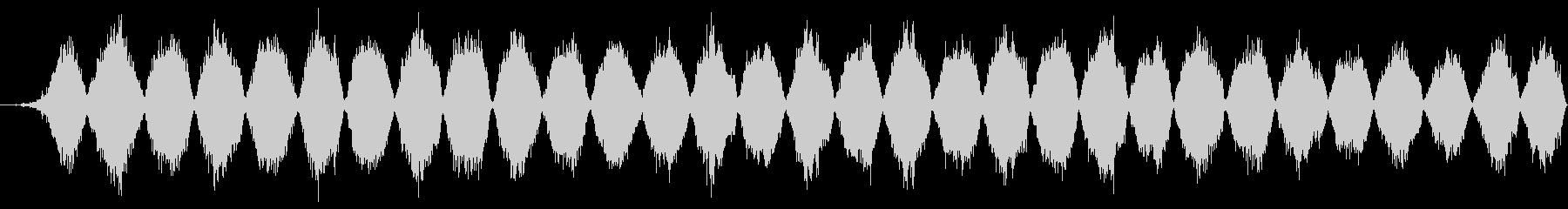 サンドペーパー:ファイングリット:...の未再生の波形