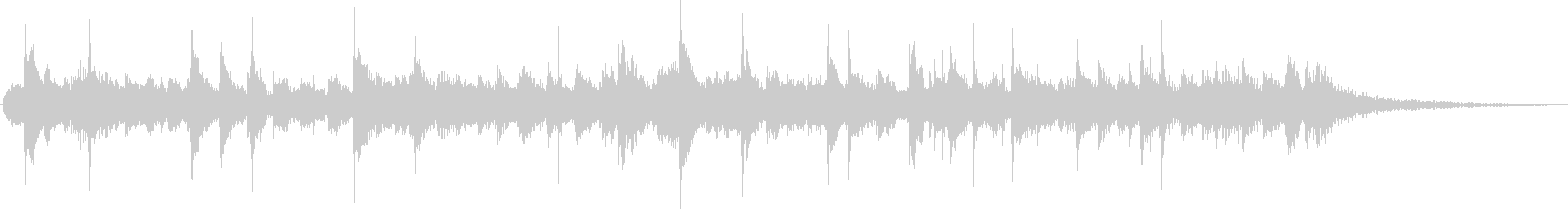 A mysterious jingle of Indian and Middle Eastern origin's unreproduced waveform