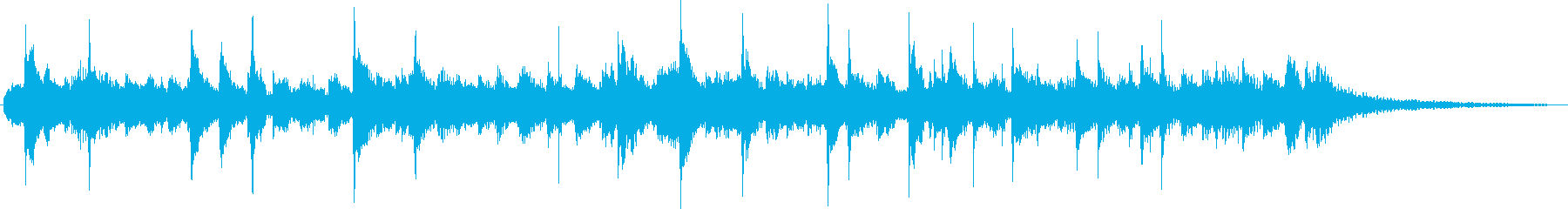 A mysterious jingle of Indian and Middle Eastern origin's reproduced waveform