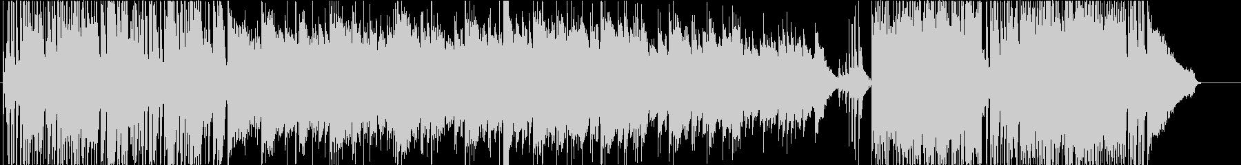 昔ながらのポップなピアノロックの未再生の波形