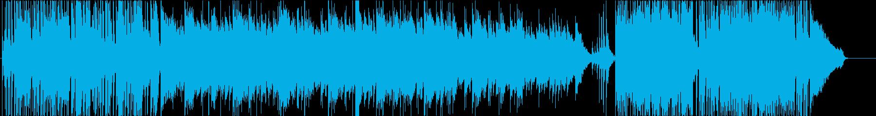 昔ながらのポップなピアノロックの再生済みの波形