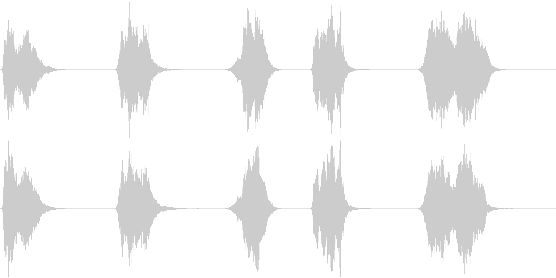 ドライアイス;不気味なハイメタルス...の未再生の波形