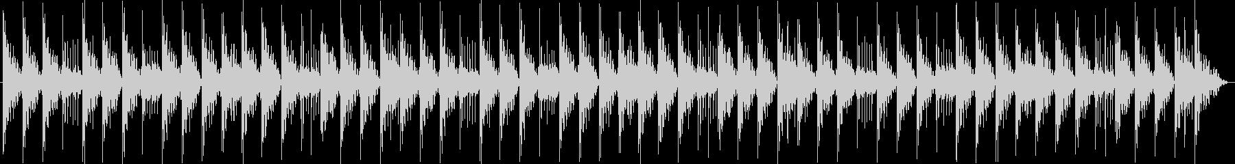エレクトリックピアノの和音からのサ...の未再生の波形