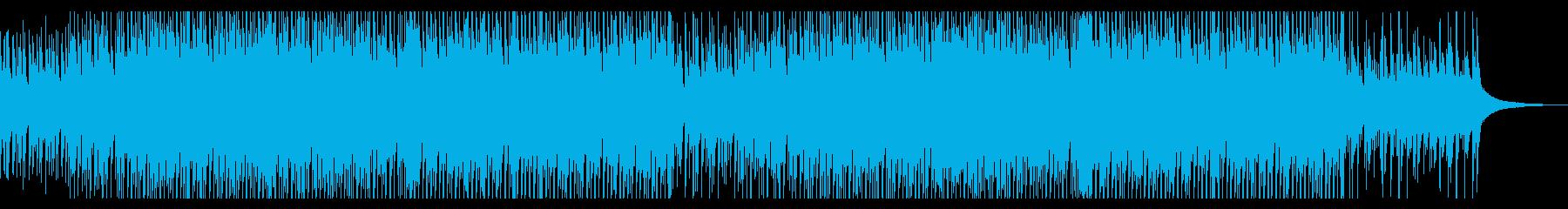 アップテンポで明るく陽気なコンセプト系の再生済みの波形